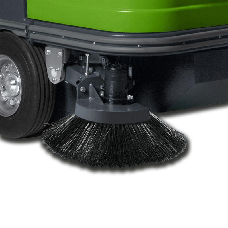 Cleancraft AUKM 900 - szczotka boczna
