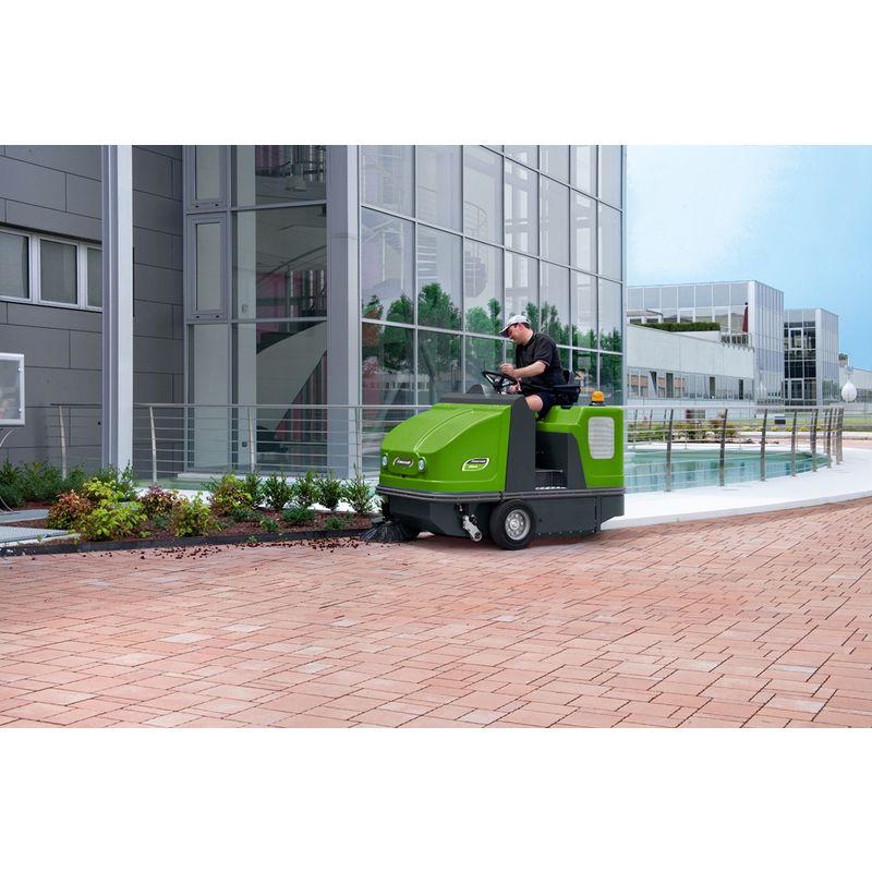 Cleancraft AUKM 900 - w użyciu