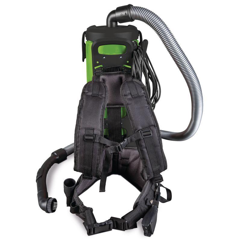 Cleancraft flexCAT 104 - widok z tyłu