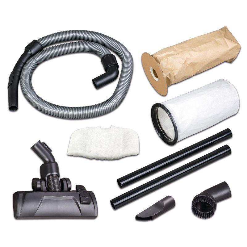 Cleancraft flexCAT 104 - zakres dostawy