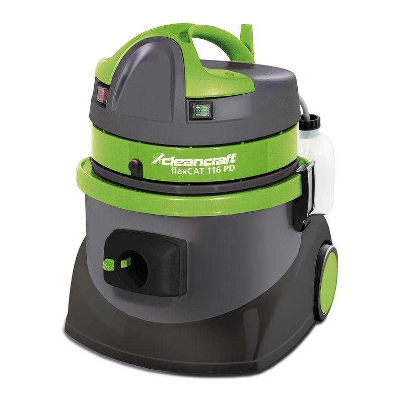 Cleancraft flexCAT 116 PD - widok podstawowy