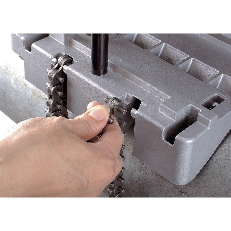 Metallkraft RB 127 - system mocowania rury